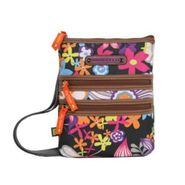 Lily Bloom Women's Handbag Multi-section Mini Patterned Multicolored at Sears.com