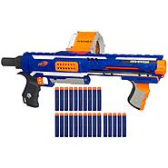 N-STRIKE Elite Rampage Blaster & Refill Pack Bundle at Kmart.com