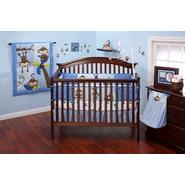 Little Bedding by NoJo 3 Little Monkeys Boys 10pc Crib Set at Kmart.com
