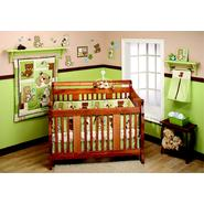 NoJo Dreamland Teddy Unisex 10pc Crib Set at Sears.com