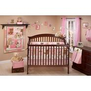 Little Bedding by NoJo Dreamland Teddy Girls 10pc Crib Set at Kmart.com