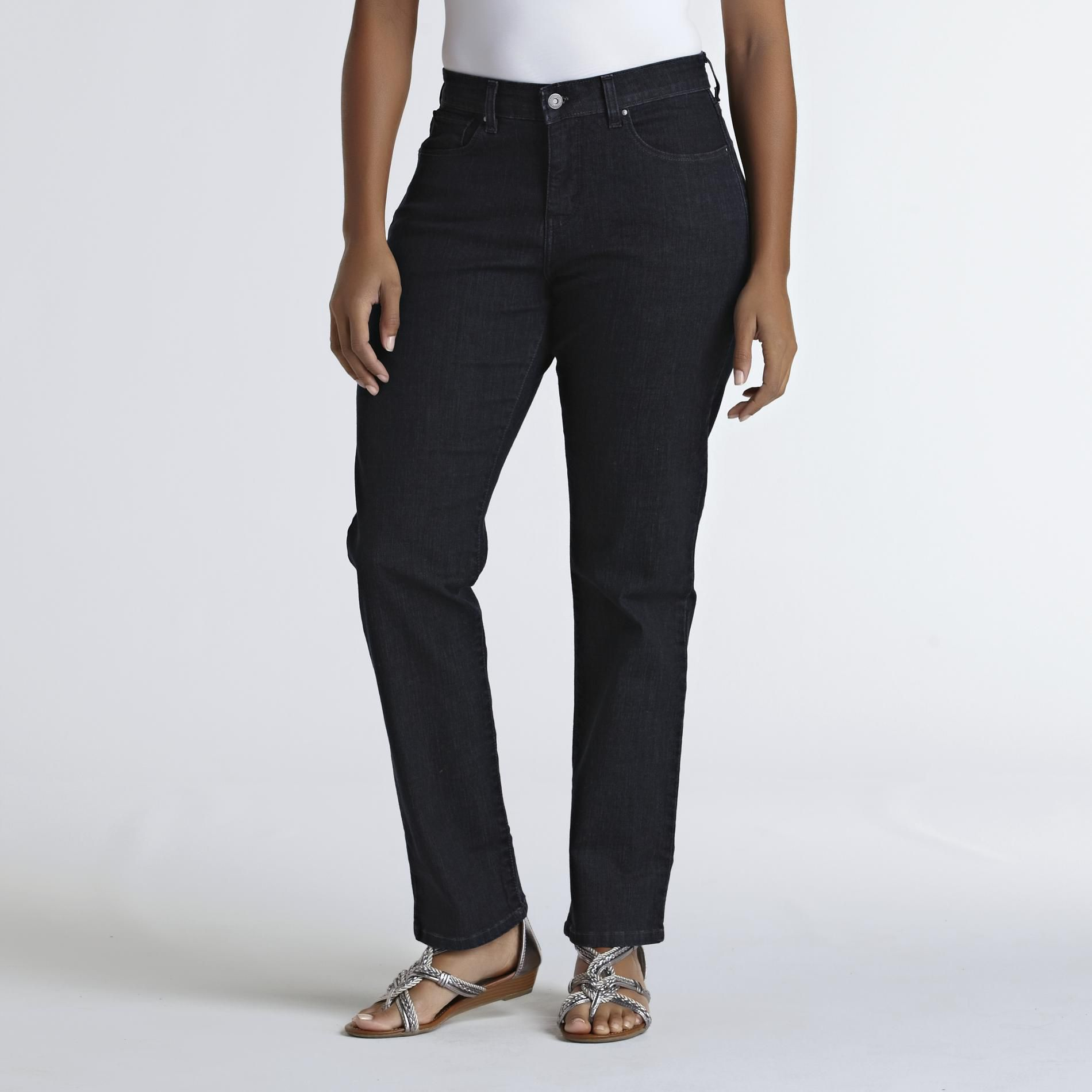 Levi's 512 Slim Fit Denim for Women's Plus at Sears.com