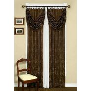 "Carrington - Decorative Window Treatments available in 40"" x 63""  and 40"" x 84"" Panels at Kmart.com"