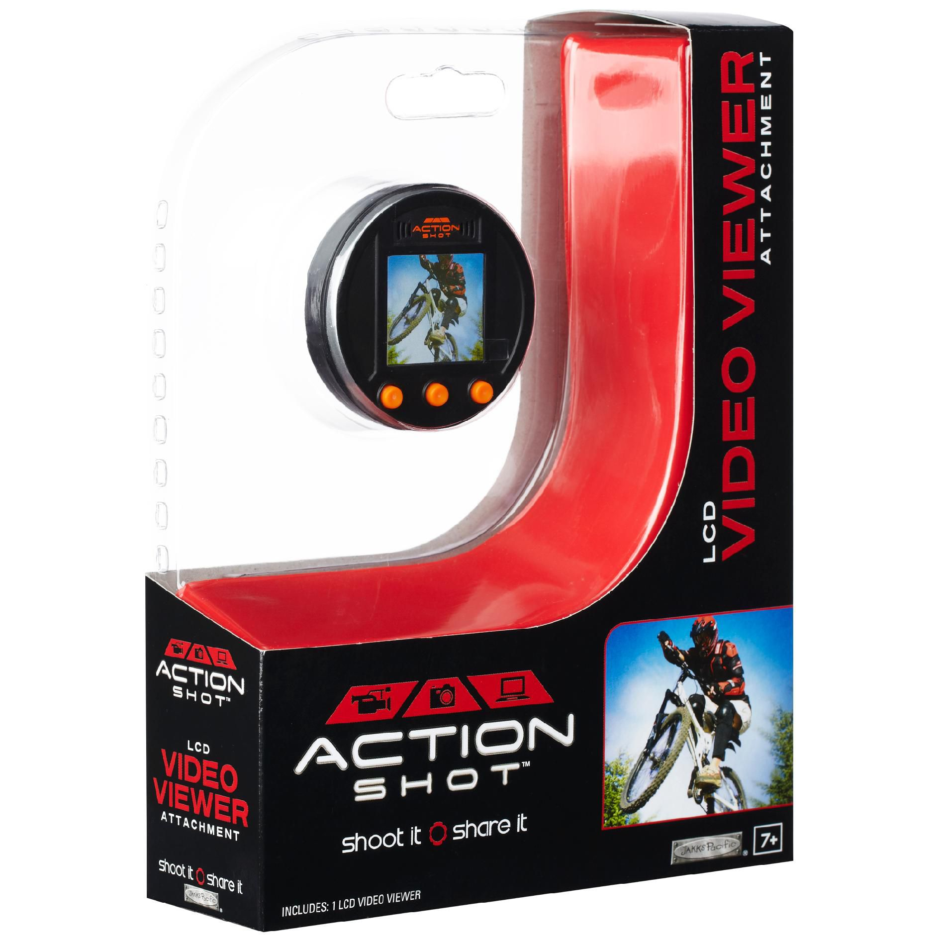 Jakks Pacific  ACTION SHOT VIDEO VIEWER
