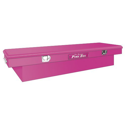The Original Pink Box 70-inch Full Size 18G Steel Pink Truck Box