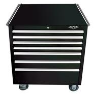 "Viper Tool Storage 33"" 7 Drawer 18G Steel Rolling Cabinet, Black at Sears.com"