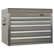 "Viper Tool Storage 26"" 5 Drawer 304 Stainless Steel Top Chest at Sears.com"
