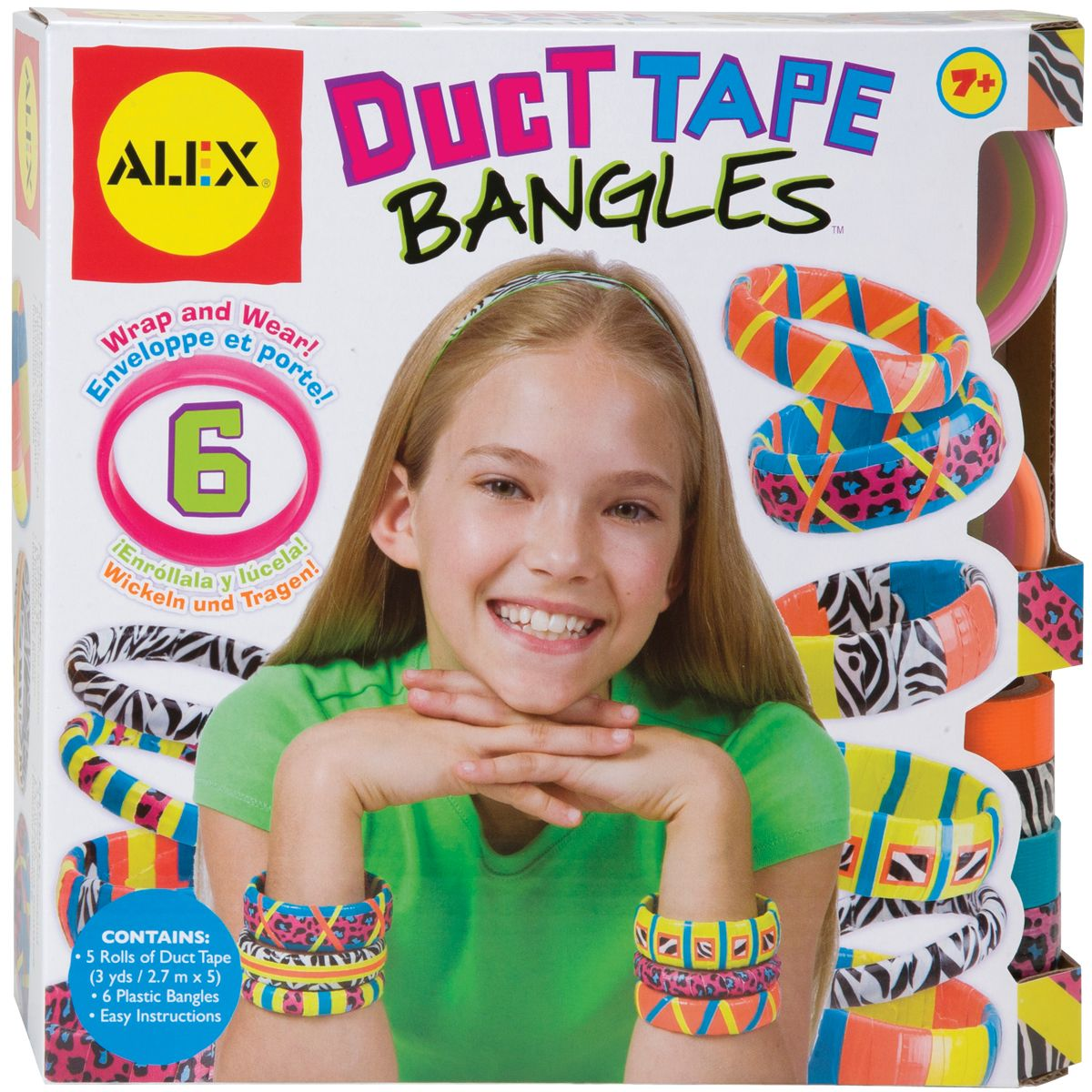 Duct Tape Bangles Kit
