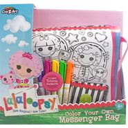 MGA Entertainment Messenger Bag, Color Your Own at Kmart.com
