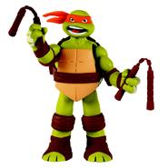 Teenage Mutant Ninja Turtles Deluxe Power Sound FX Figures - Michaelangelo at Sears.com
