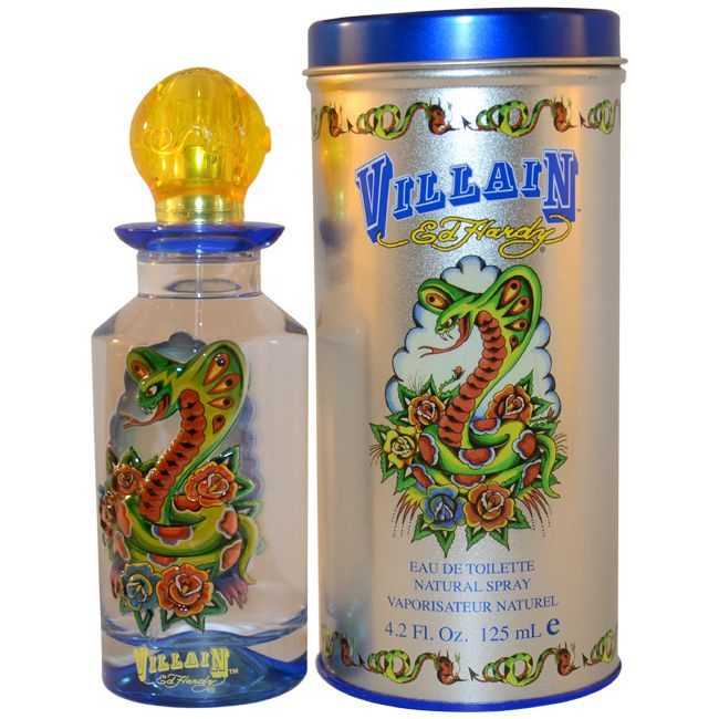 Ed Hardy Villain by Ed Hardy for Men - 4.2