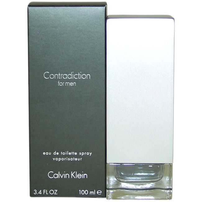 Contradiction by Calvin Klein for Men - 3.4