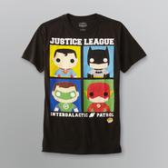 Young Men's Pop Heroes Justice League Graphic T-Shirt at Kmart.com