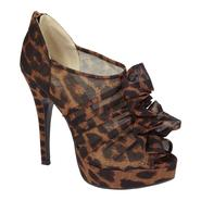 Metaphor Women's Blakely Dress Shoe - Leopard at Kmart.com