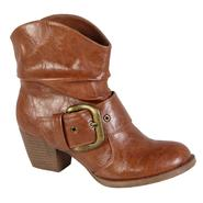 Mia Amore Women's Fashion Boot Madison - Cognac at Sears.com