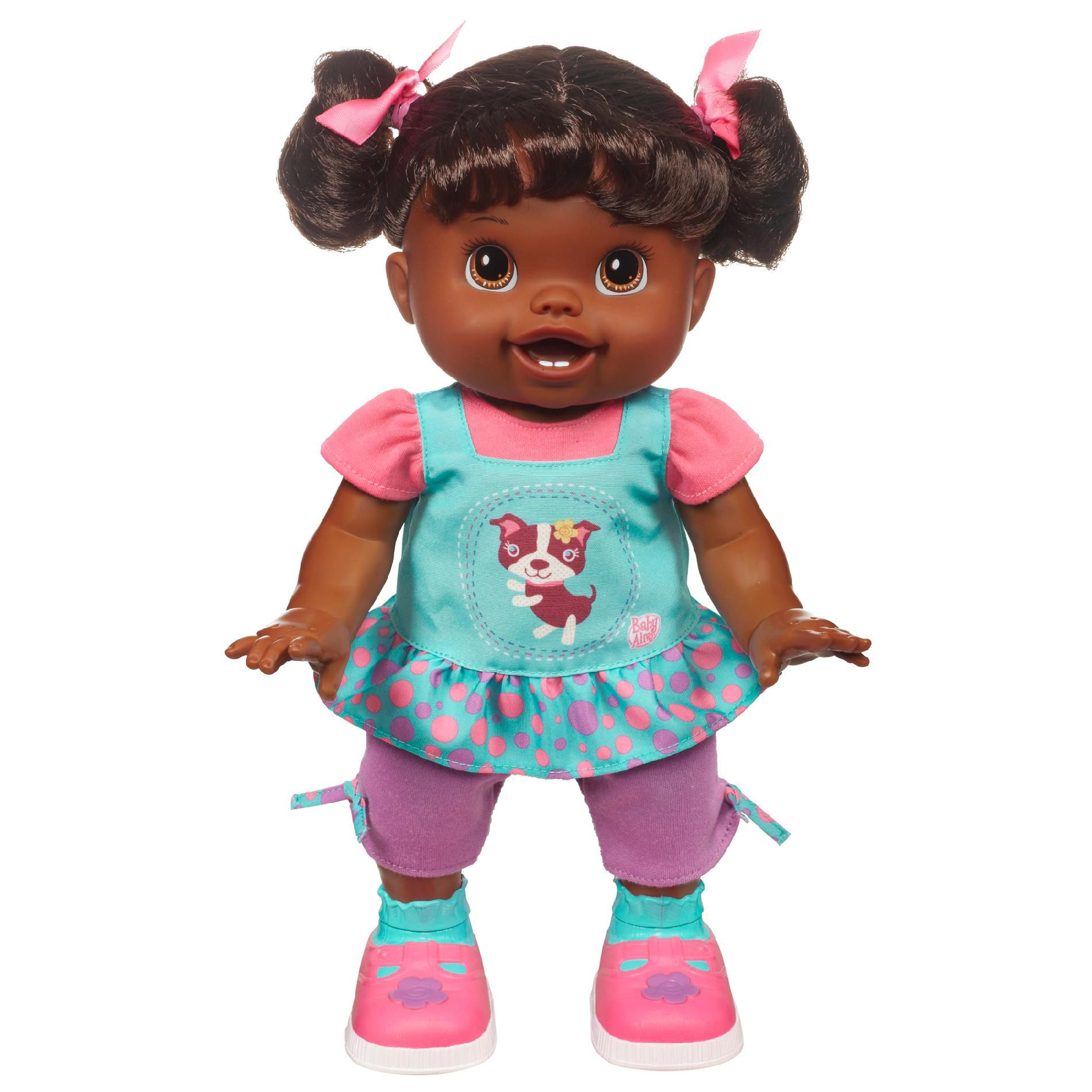 Baby Alive Baby Wanna Walk Doll
