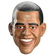 Disguise Obama Mask Halloween Accessories at Kmart.com