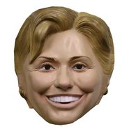 Disguise Hillary Rodham Clinton Mask Halloween Accessories at Kmart.com