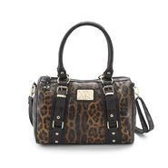 Kardashian Kollection Mock Croc Satchel Handbag - Quilted at Sears.com