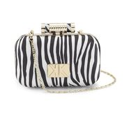 Kardashian Kollection Satin Hard Case Minaudiere Handbag at Sears.com