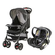 Dream On Me Wanderer Travel System Stroller and Car Seat,Black at Sears.com