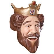 Rubie's Costume Co Burger King Vinyl Mask Halloween Accessories at Kmart.com