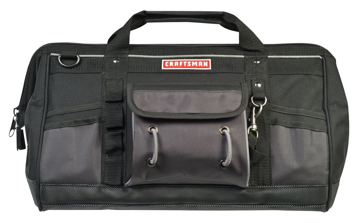 Large Mouth Tool Bag 18-In.