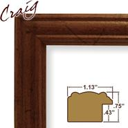 "Craig Frames Inc 15x30 Custom 1.13"" Wide Complete Dark Walnut Picture Frame (71616583) at Kmart.com"