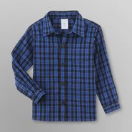 WonderKids Infant & Toddler Boy's Plaid Shirt at Kmart.com