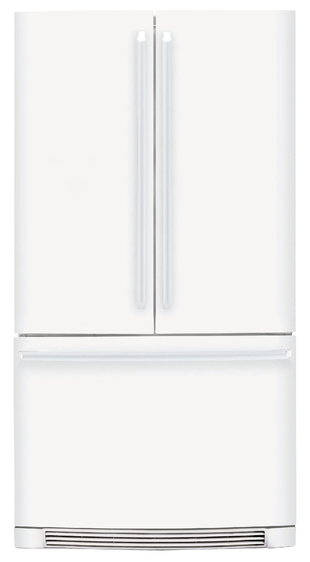 Electrolux Ei23bc30kw 23 Cu Ft Counter Depth French Door