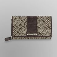 Jaclyn Smith European Clutch Wallet at Kmart.com