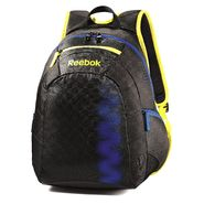Reebok Z Series Large Backpack (Black/Charged Green) at Sears.com