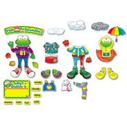 Carson-Dellosa Publishing Weather Frog Bulletin Board Set at Sears.com
