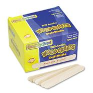 Chenille Kraft Natural Wood Craft Sticks at Sears.com