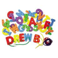 Creativity Street WonderFoam Lacing Letters & Numbers at Sears.com
