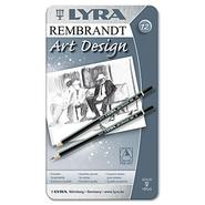 LYRA Graphite Art Pencils, Black, 12 per Pack at Kmart.com