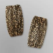 Joe Boxer Women's Faux Fur Leg Warmers at Kmart.com