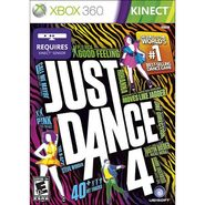 Ubisoft Kinect Just Dance 4 - Xbox 360 at Kmart.com