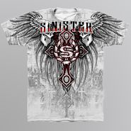 Sinister Young Men's Shirt Short Sleeve Cross at Kmart.com