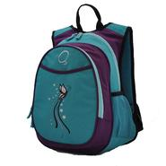 O3 USA Kids Pre-School All-In-One Backpack With Cooler - Turquoise Butterfly at Kmart.com