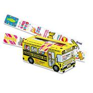 BIG SCHOOL BUS REWARD STICKERS, ASSORTED DESIGNS, 800 STICKERS PER BOX at Kmart.com