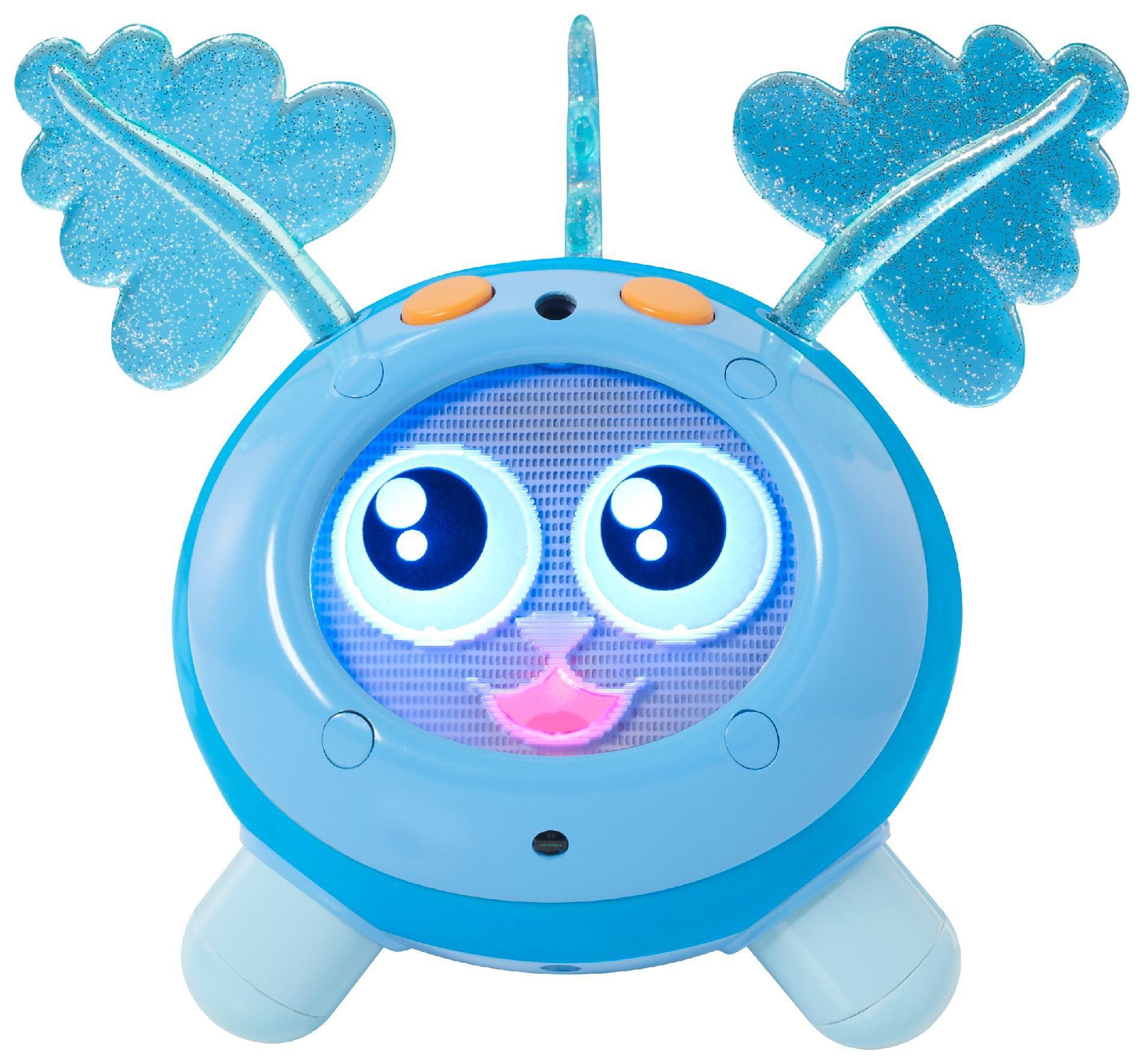 Mattel Fijit Friends Yippits Scooch Figure (Blue) PartNumber: 004W005049942001P