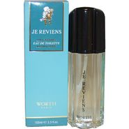 Worth Je Reviens by Worth for Women - 3.3 oz EDT Spray at Sears.com