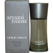 Giorgio Armani Armani Mania by Giorgio Armani for Men - 1.7 oz EDT Spray at Kmart.com