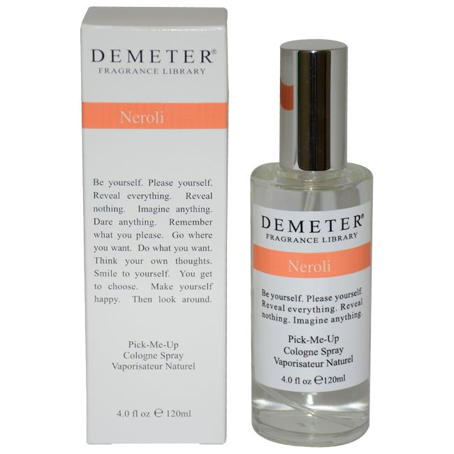 Neroli by Demeter for Unisex - 4 oz Cologne