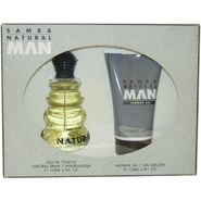 Perfumer's Workshop Samba Natural by Perfumer's Workshop for Men - 2 Pc Gift Set 3.3oz EDT Spray, 4.4oz Shower Gel at Kmart.com