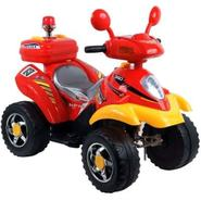 Lil' Rider Battery Operated 4 Wheeler - Red/Yellow at Kmart.com