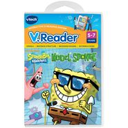 Vtech V.Reader SpongeBob Software at Kmart.com