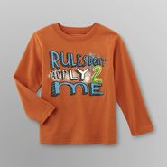 WonderKids Infant & Toddler Boy's Graphic T-Shirt - Rules Don't Apply at Kmart.com
