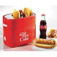 Nostalgia Electrics HDT600COKE Coca-Cola Series Pop-Up Hot Dog Toaster at Sears.com